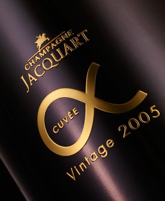 Jacquart Cuvée Alpha 2005
