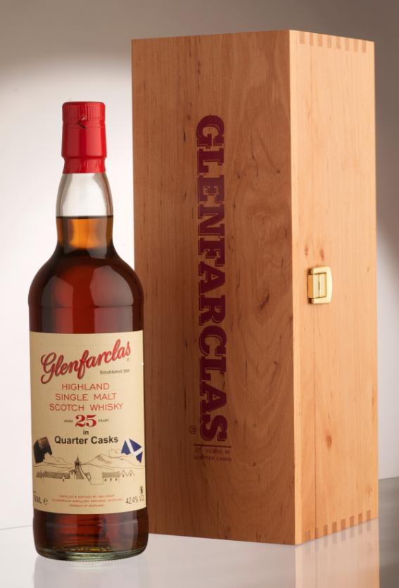 Glenfarclas quarter-cask