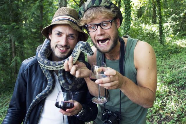 Jean-Baptiste & Ludovic Pollet