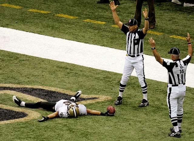 NFL touchdown