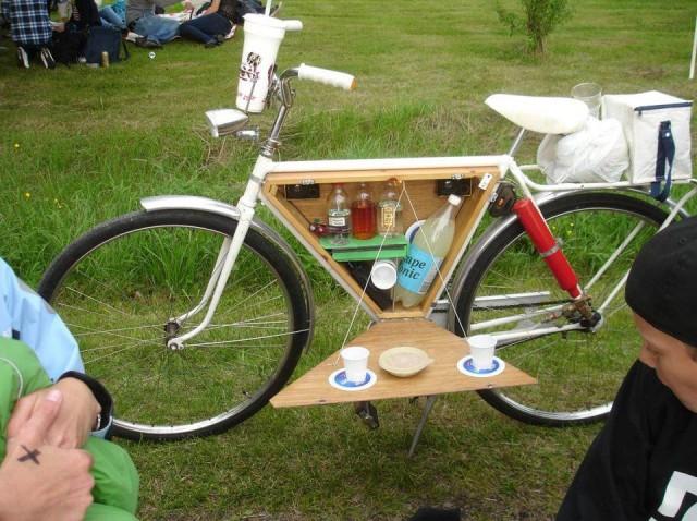 Afbeeldingsresultaat voor bike bar vodka gin