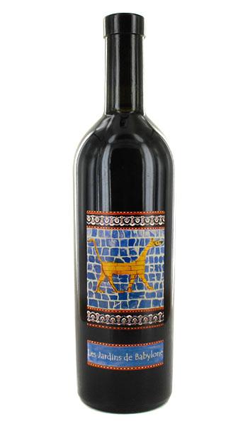 Top wines in the asian press for Jardin de babylone wine