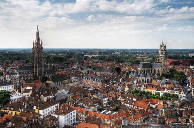 Urlaub in Brügge 22. bis 25. Mai 2008