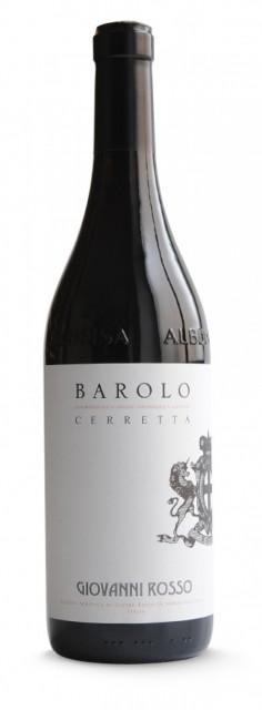 Giovanni Rosso Barolo DOCG Cerretta 2008