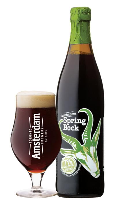 Amsterdam Spring Bock