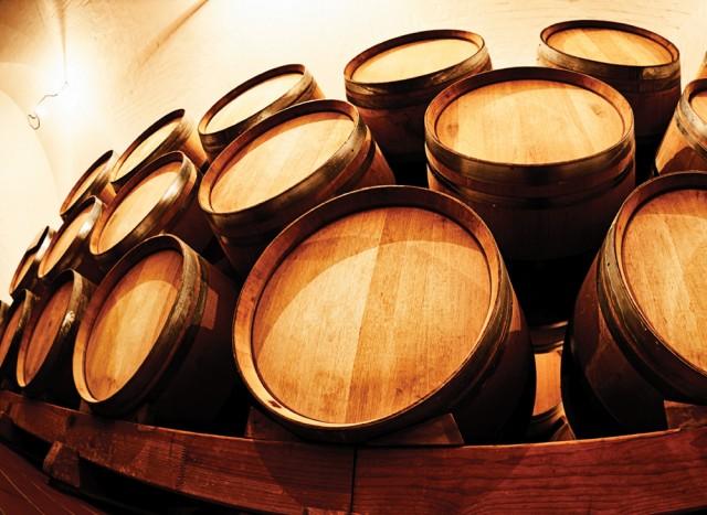 Barrells-Champagne