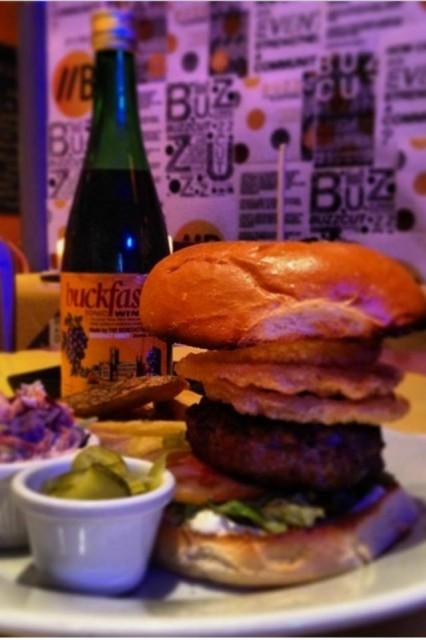 Bucky Burger