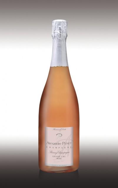 Skinny Champagne rose