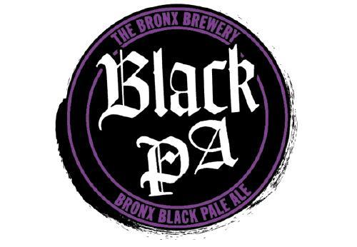 Black Pale Ale, Bronx Brewery, NY