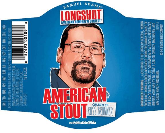 Russ Brunner's American Stout
