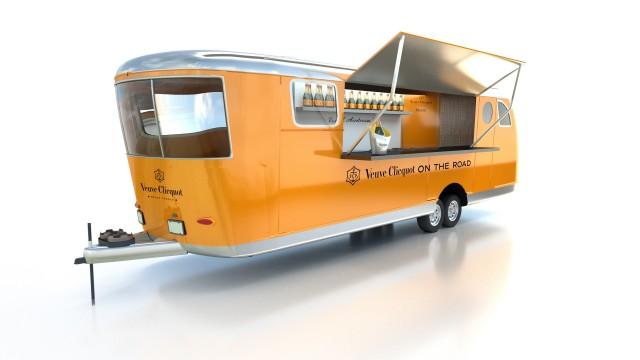 Veuve Clicquot Airstream