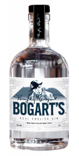 ROK Stars Bogarts Gin