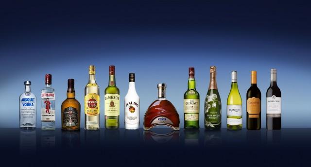 Pernod Ricard UK Portfolio