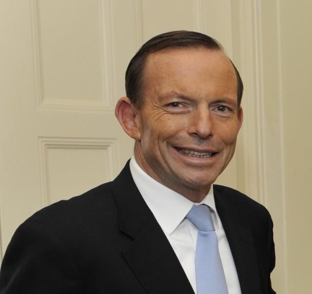 Australian prime minister Tony Abbott (Photo: Wiki)