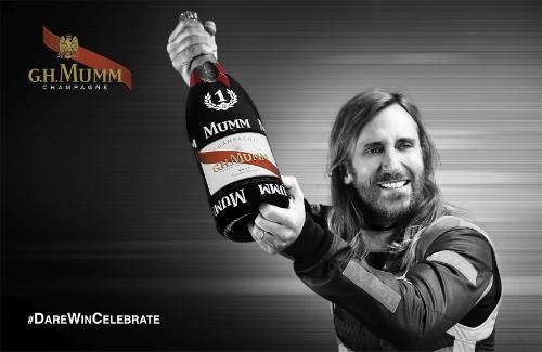 MUMM Announces Partnership With David Guetta*