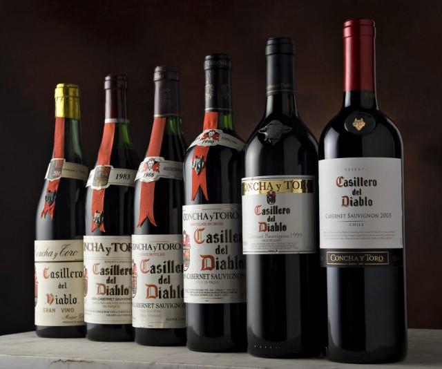Casillero Enters UK Top 10 Wine Brands
