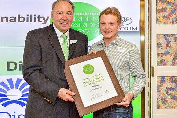 Winner: Irish Distillers