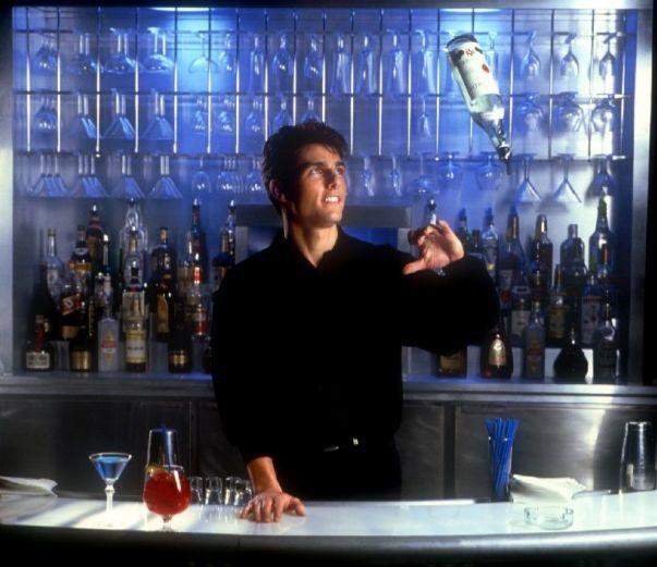 Tom cruise cocktail movie
