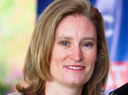 Sarah Dickson, the SWA's new director of global affairs