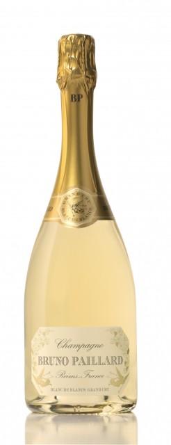 Champagne Bruno Paillard Blanc de Blancs MV new packaging high res