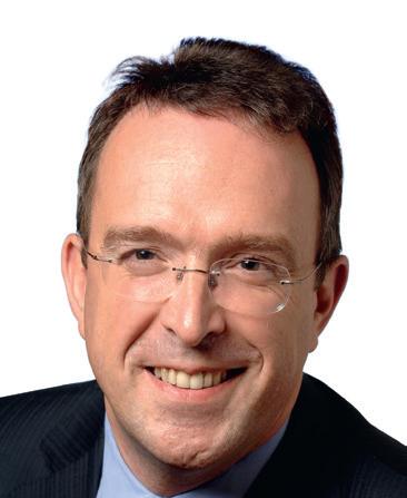Laurent Lacassagne, CEO of Chivas Brothers