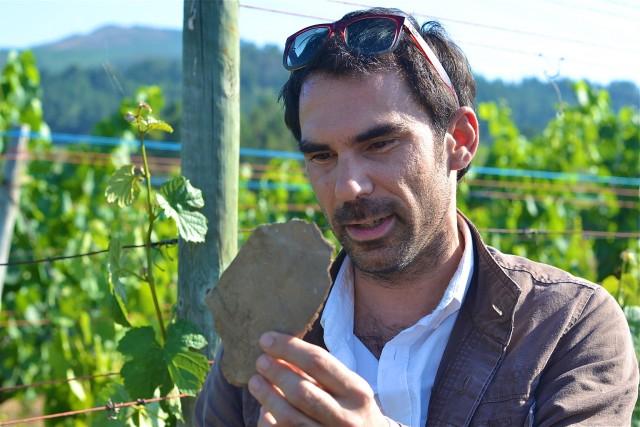 Borja Prado talks terroir
