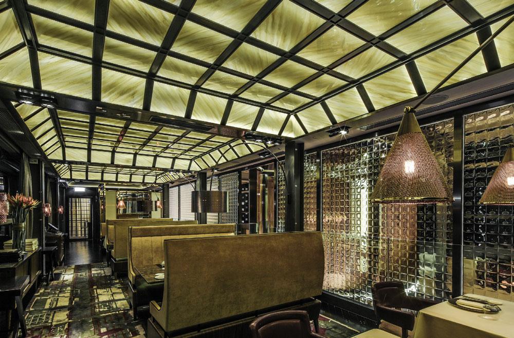 New fine dining Spanish restaurant Vasco shines a light on top Spanish drops