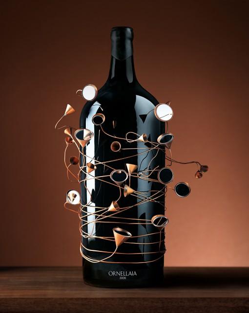 Top 10 Artists Wine Labels