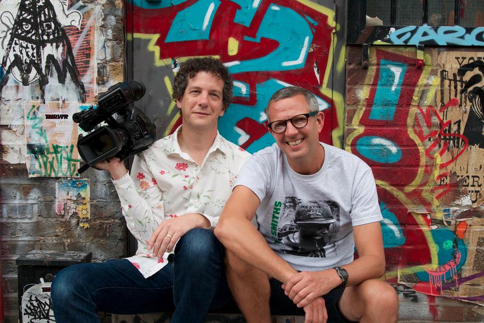 Johnny Mindlin and Tim Wildman MW, the team behind WineTutor.tv