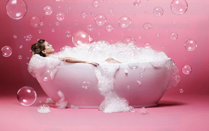 Bubble bath photo 97