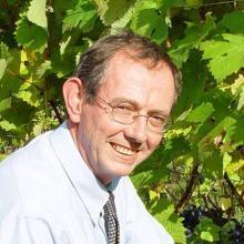 Chris Foss, head of the Wine Department at Plumpton College (Photo: Plumpton College)