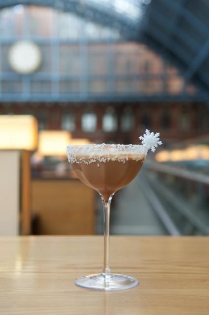 Searcys Unveils Hybrid Christmas Cocktail