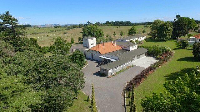 Invivo's_Te Kauwhata winery