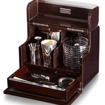 The Ralph Lauren Vanderbilt mixologist box (Photo: Ralph Lauren)