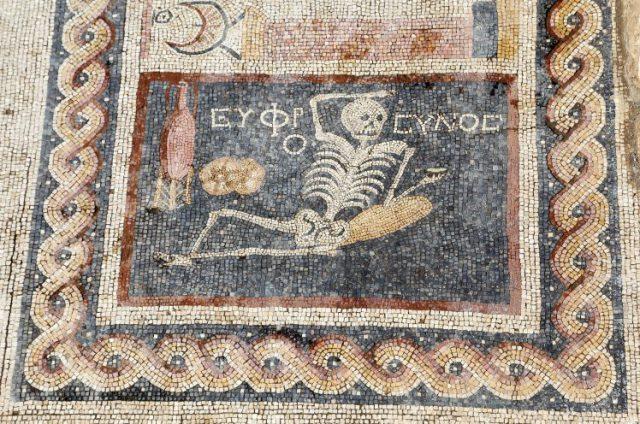 Wine skeleton