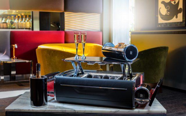 Vintage Beswick Lunar Design Coffee Set Crease-Resistance Pottery, Porcelain & Glass