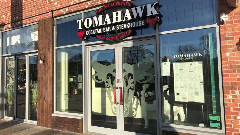 Tomahawk Steakhouse restaurant chain